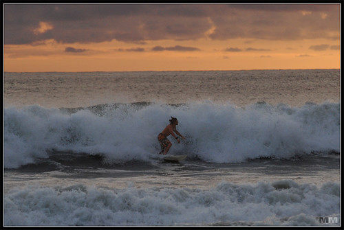 Sunset @ Jaco | by MarioMelendez