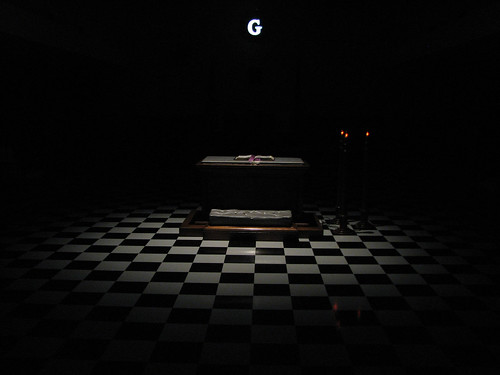 Masonic Altar w/Spotlight | by mrbill