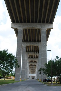 North Dames Bridge, Jacksonville | by Ugborough Exile