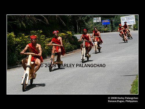 WOODEN SCOOTER RACE | by Harley Palangchao