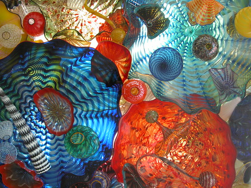 Dale Chihuly ceiling | by Feist, Mickey T - catchthefuture