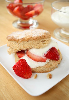 Strawberry Shortcake | by Nook & Pantry
