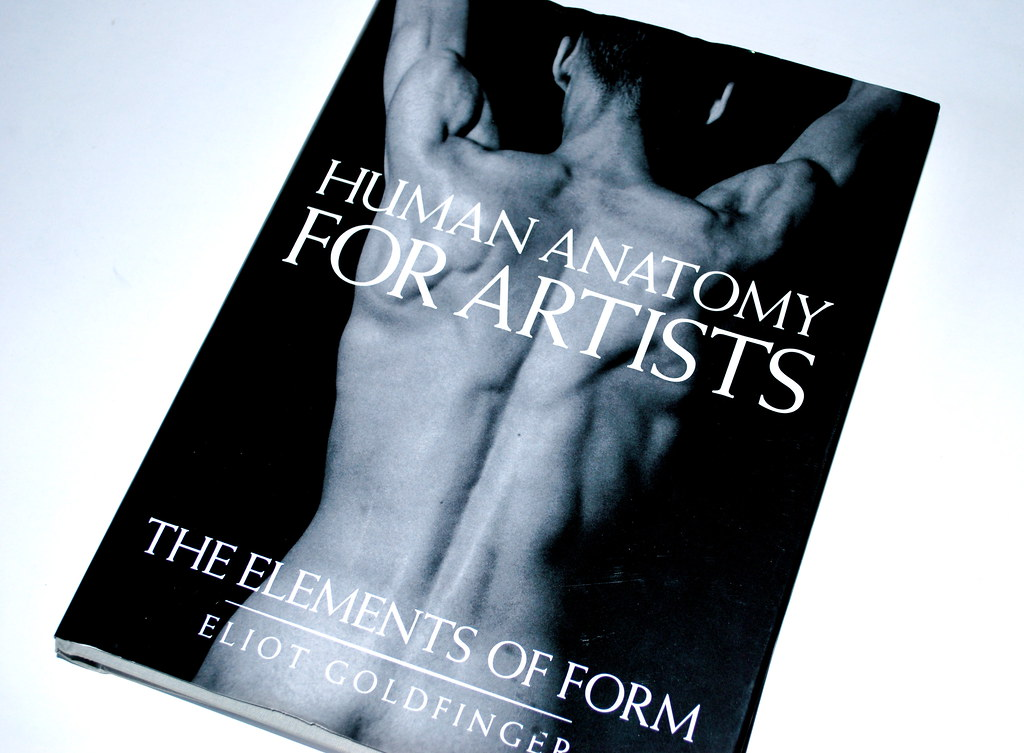Human Anatomy For Artists The Elements Of Form By Eliot G Flickr