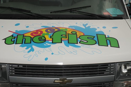 The fish christian radio station the fish at 95 9 for 95 9 the fish