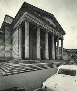 Max Dupain photograph of AGNSW | by Art Gallery of New South Wales