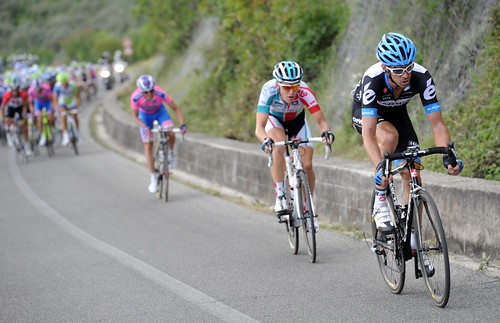 David Millar, 2011 Giro | by Team Garmin-Sharp