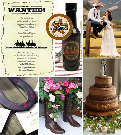 Western Wedding Theme Ideas And Inspirations For Bridal Sh Flickr