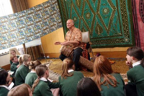 FiC 07 - African storytelling | routesintolanguages | Flickr