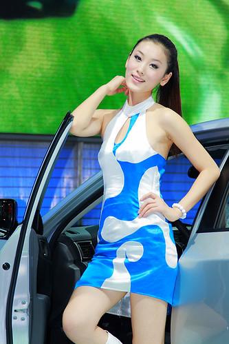 Show girls china gamecon 2010 2 5