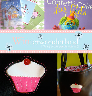 WINterwonderland Giveaway! | by cakespy