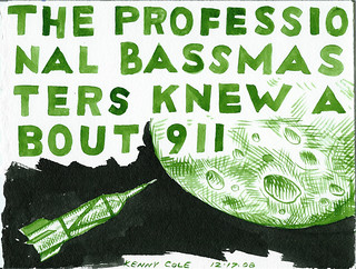 15 BASSMASTERS KNEW | by kenycoleartist