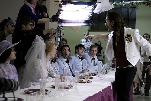 gogol bordello shoots a video for american wedding flickr
