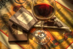 Wine & Chocolate HDR | by beatbull