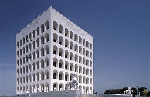 it rome eur 03 palazzo della civiltà italiana e u r rom flickr