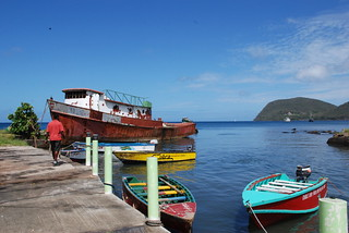 Boat ride in Dominica | by David & Cheryl M