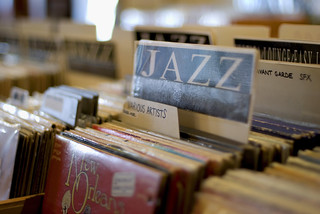 jazz ~ my beautiful new (orleans) jazz record:) | by madelyn * persisting stars