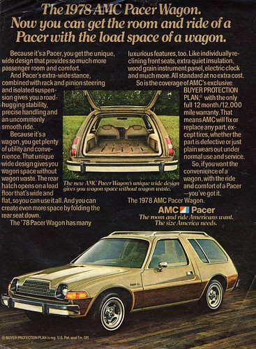 AMC pacer wagon 1978 | by verner_oscar™
