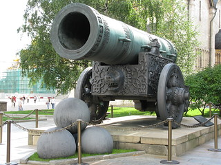 2008 08 04 - 7041 - Moscow - Tsar Cannon | by thisisbossi