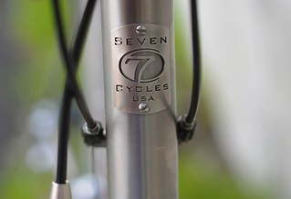 Seven Cycles Headbadge | by Lovely Bicycle!