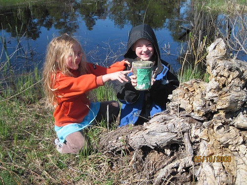 geocaching | by Grayling Visitors Bureau