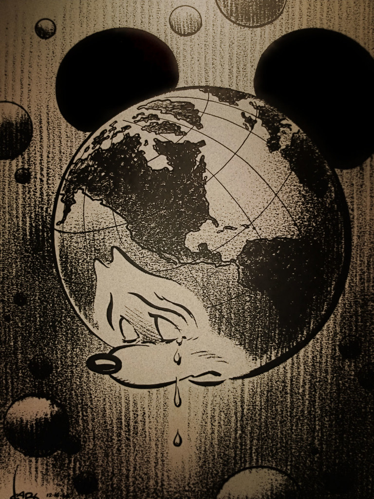 Disney - The World Cried... | ...the day Walt died. This pie… | Flickr