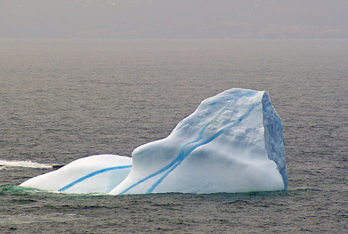 Striped Iceberg at Cape St. Francis - Detail | by Ideaphore