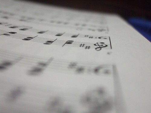 Sheet music. | by jonisanowl