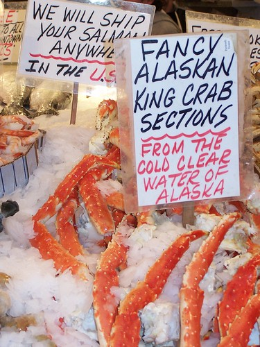 KIng Crab | by The Hungry Cyclist
