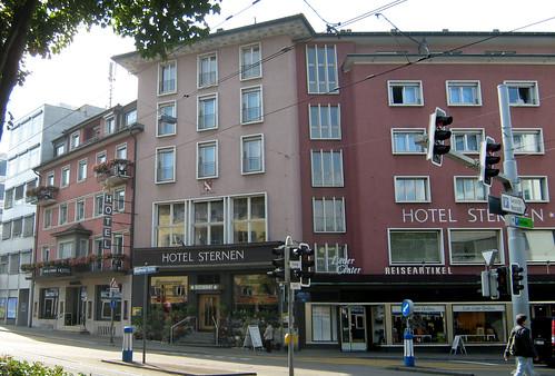 Hotel Sternen Oerlikon Adresse