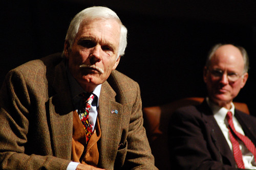 Ted Turner | by Robin Norlén