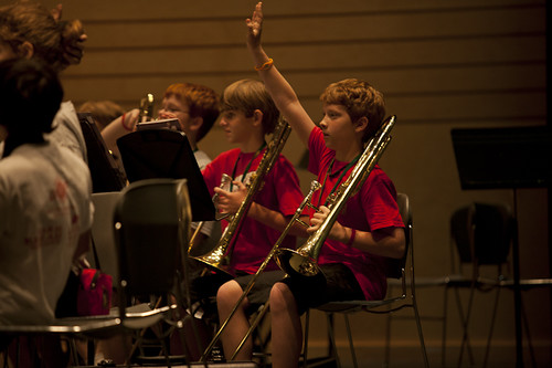 Middle School Band Camp | by Arkansas Tech University