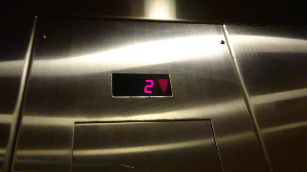... Schindler Elevator Hilton Garden Inn Milford, CT | By Jaemre288videos
