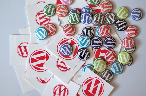 New WordPress Buttons and Stickers | by Nikolay Bachiyski