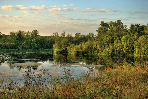 Minnesota River Backwater | by k.landerholm