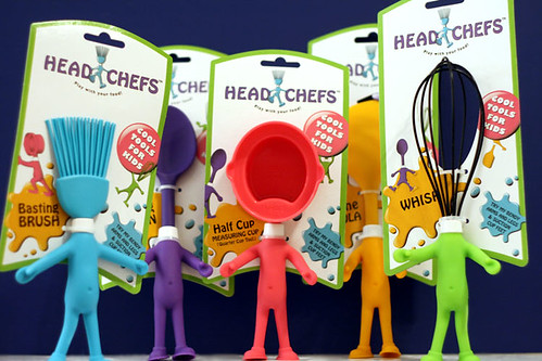 Fiesta Head Chefs | by Bakerella