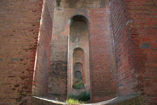 A line of arches at the Dollis Brook Viaduct | by IanVisits