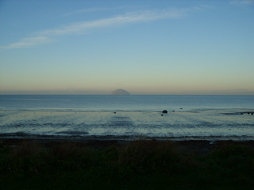 Ailsa Craig - Paddy's Mile Stone | by Donald Leetch