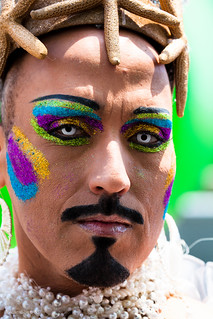 Portraits from The 2011 Coney Island Mermaid Parade-19 | by alan shapiro photography