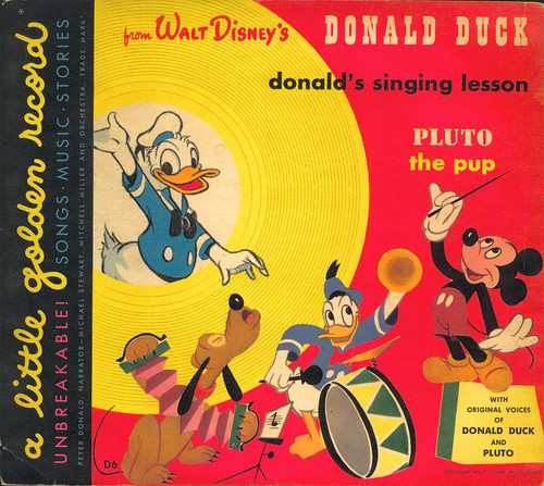 Donald's Singing Lesson 45 | by wardomatic