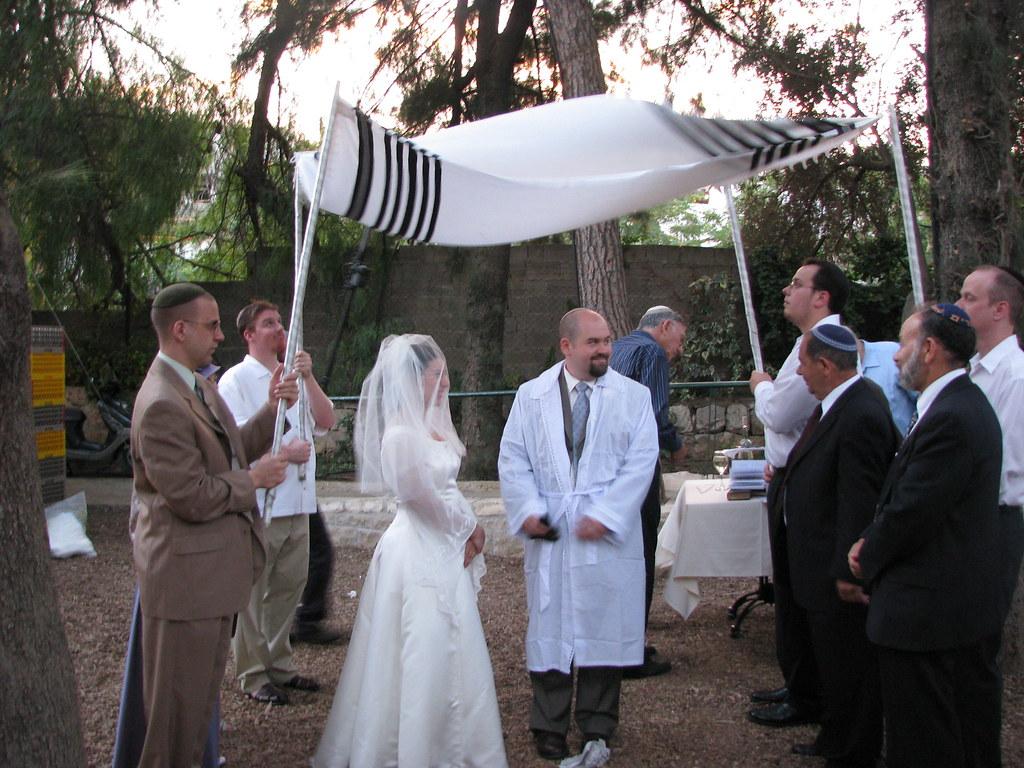 G-18. 유대인의 결혼 풍습