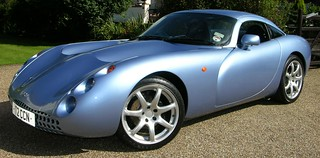 TVR Tuscan 4.0 Speed Six | by TheCarSpy