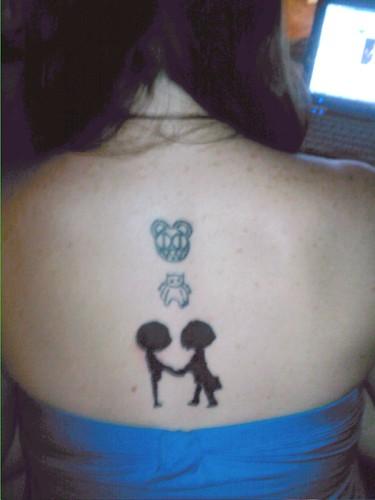 3 radiohead tattoo 39 s pam 3 radiohead tattoo 39 s and i 39 m n flickr. Black Bedroom Furniture Sets. Home Design Ideas