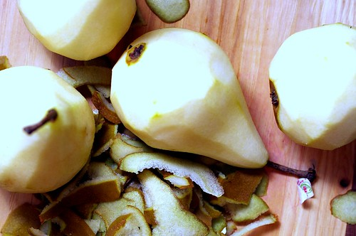 bosc pears, embarrassed | by smitten kitchen
