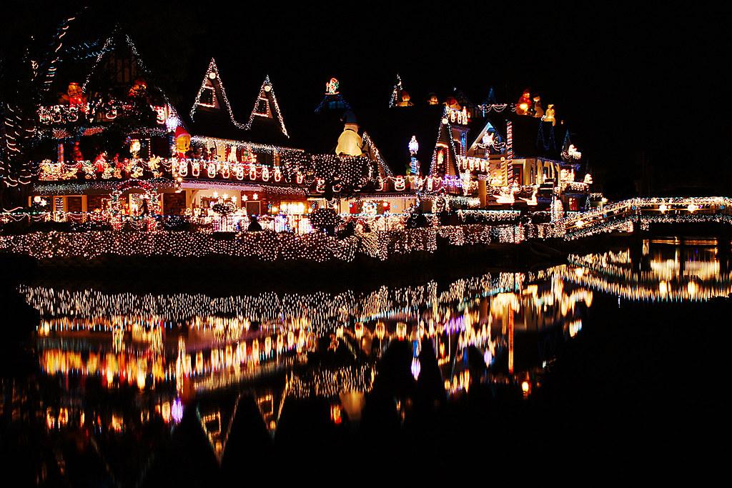 Best Christmas Lights Los Angeles