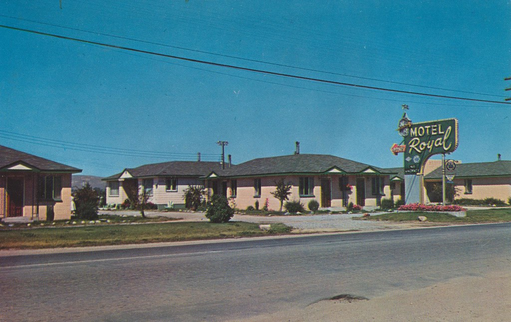 Motel Royal - Butte, Montana