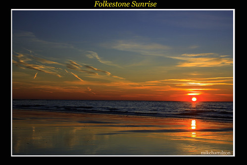 Folkestone Sunrise | by Mike-Hamilton Photography