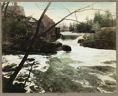 Mill, Newton Upper Falls | by Boston Public Library