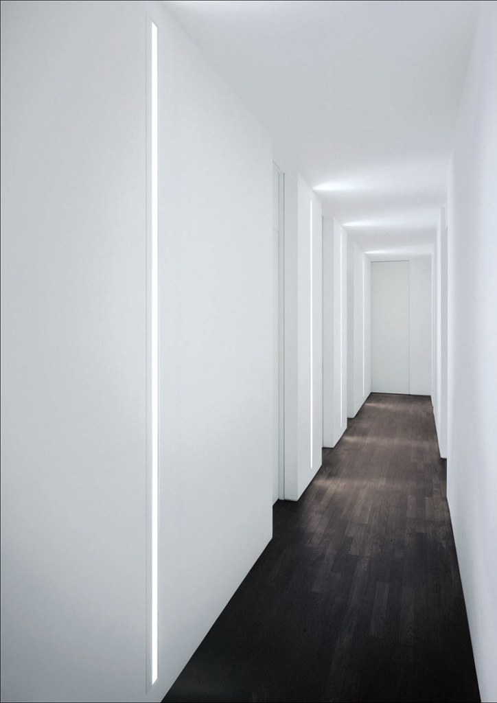 ... Slot Recessed Wall Light | By YLighting