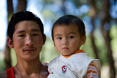 Man & Boy | by kalsang35