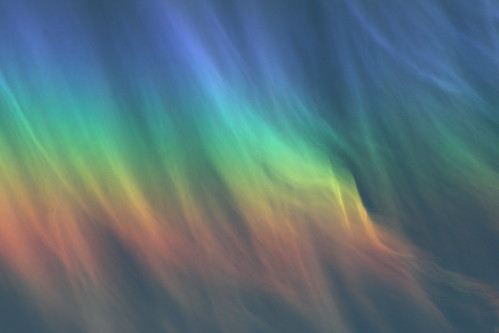 ~16/30 Gratitude~ Ice Crystal Rainbow | by ॐ dragonflyriri ॐ (Limited Flickr Time)